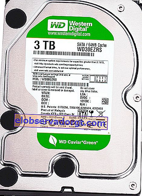 Western Digital Cover Green