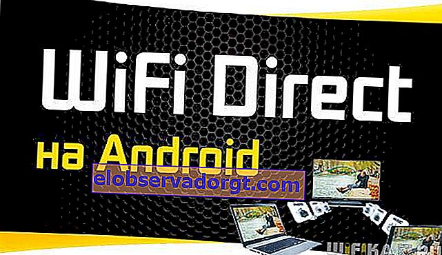 WiFi direkt Android