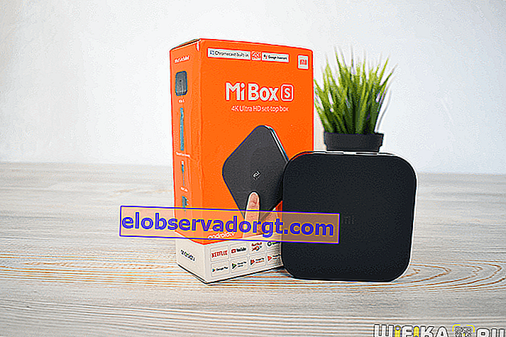xiaomi mi box s 4k media player