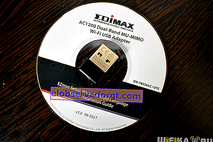 configurar adaptador wifi desde CD