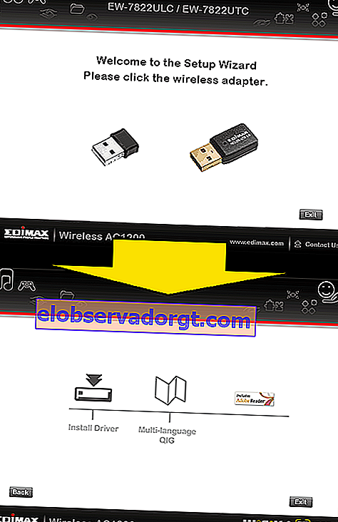 wifi adapter drivere - usb